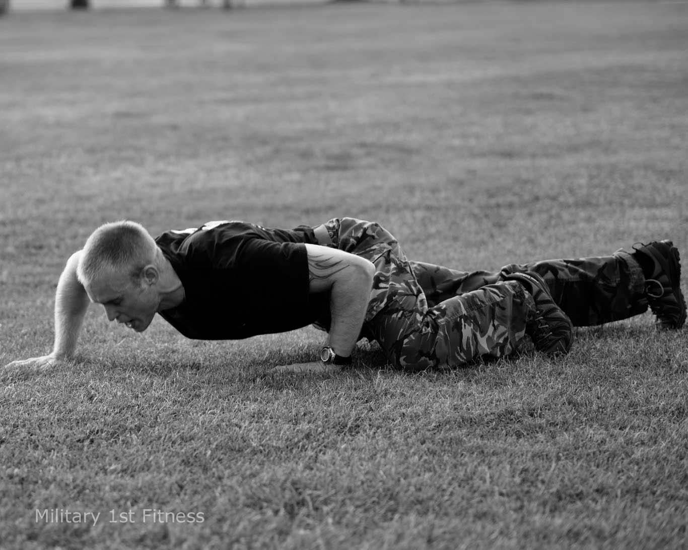 Military 1st Fitness army fitness training, Harrogate HG2 8AR