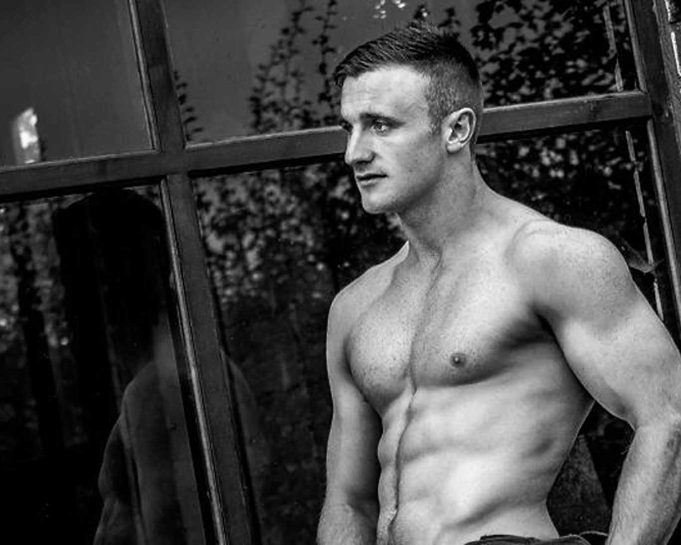 Military 1st Fitness Instructor, Dean Hammond